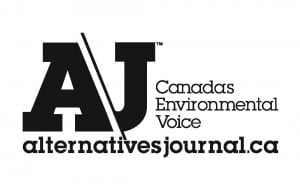 Alternatives Journal Logo